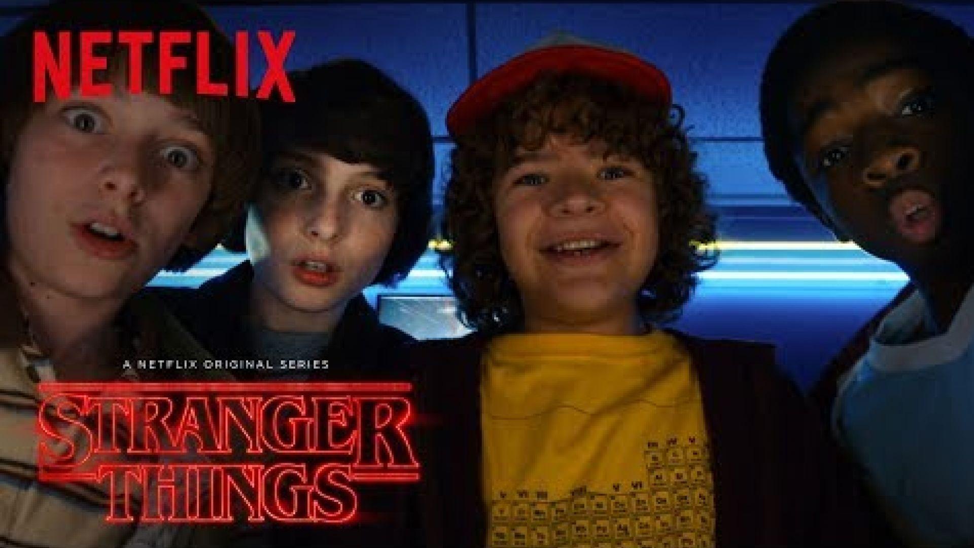 Stranger Things Season 2 - Full Trailer (1)