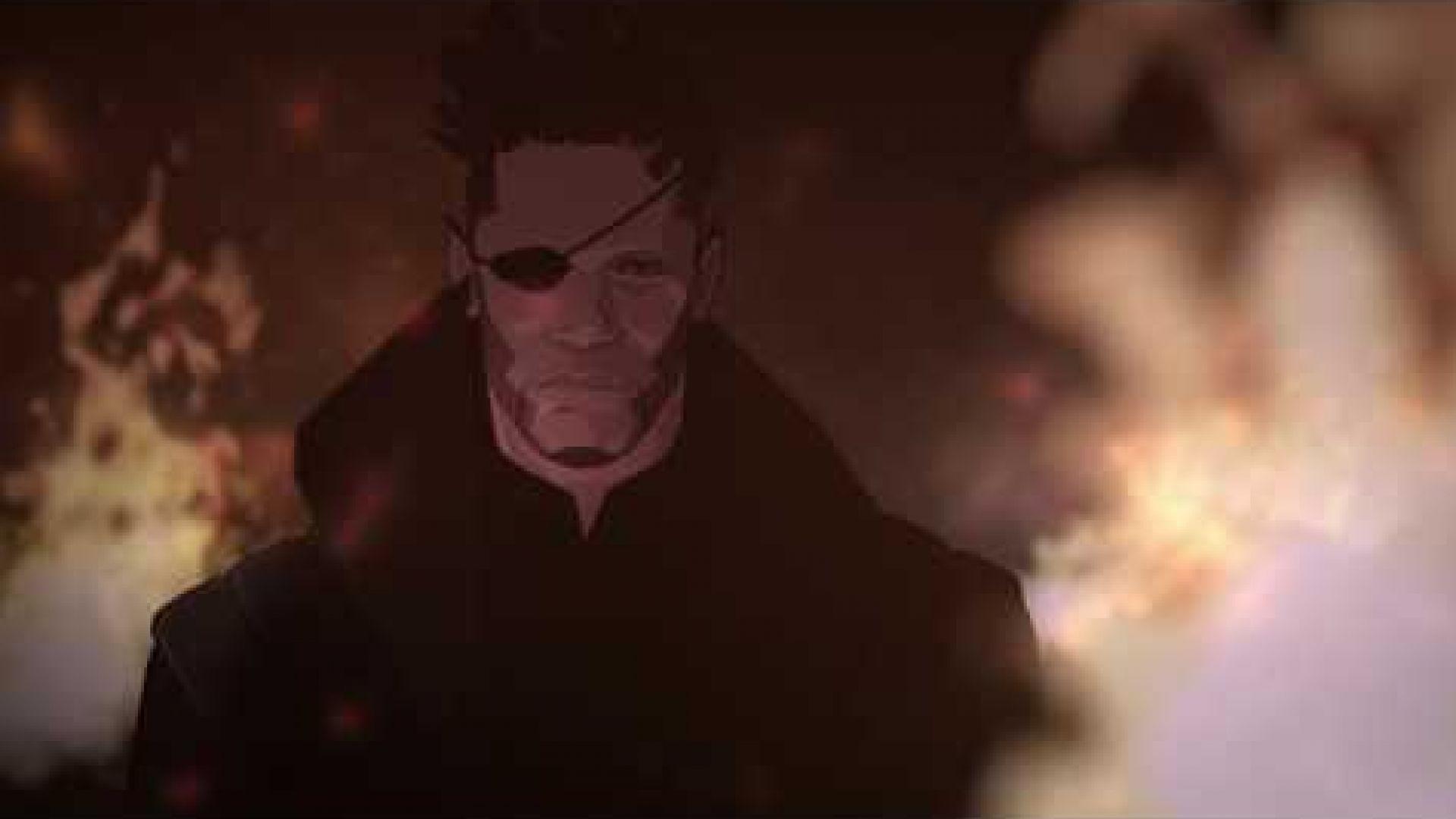 "Blade Runner 2049 Prequel Short ""2022 Black Out"" Anime"