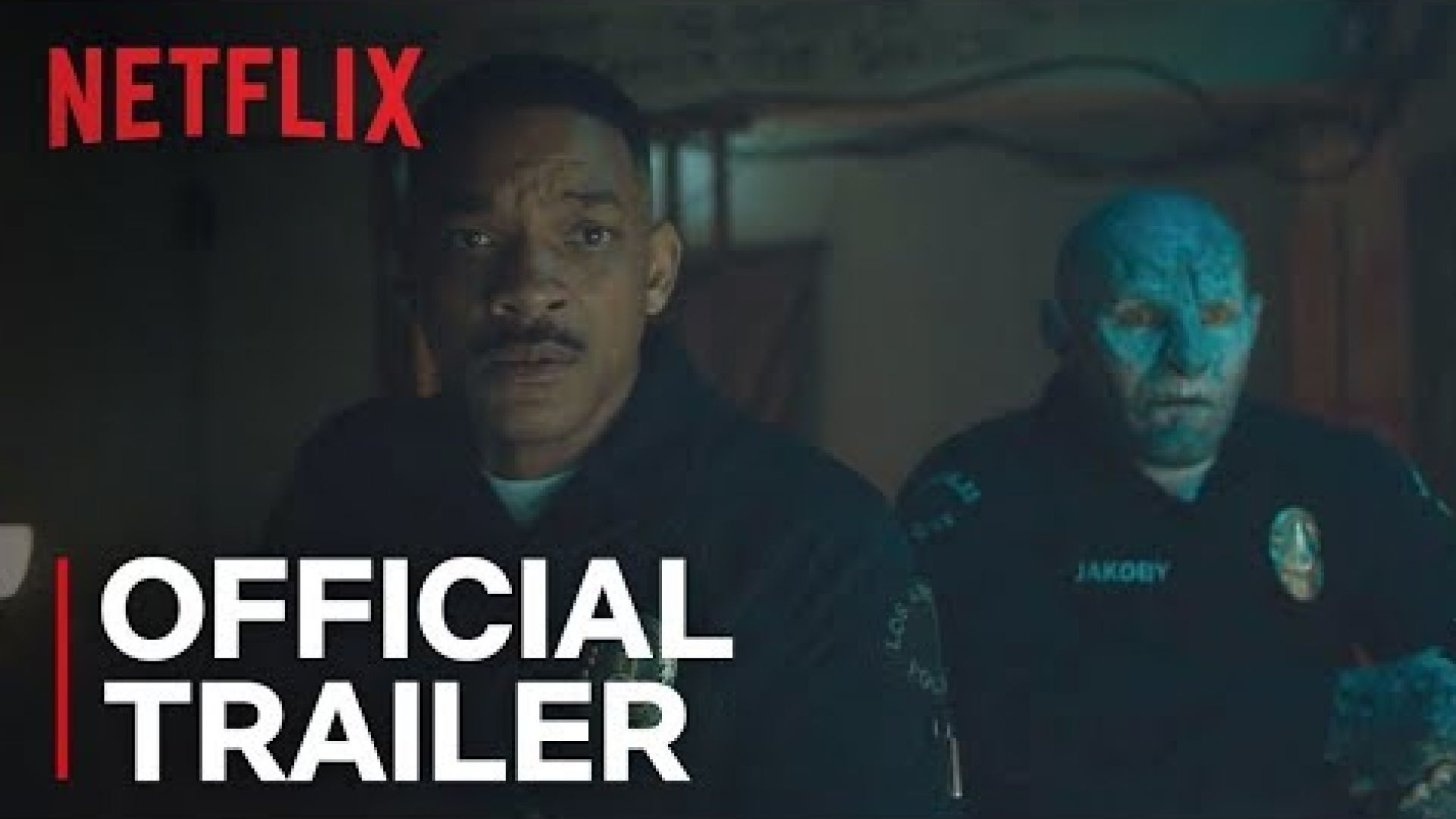 Bright (Netflix Original Film) Trailer