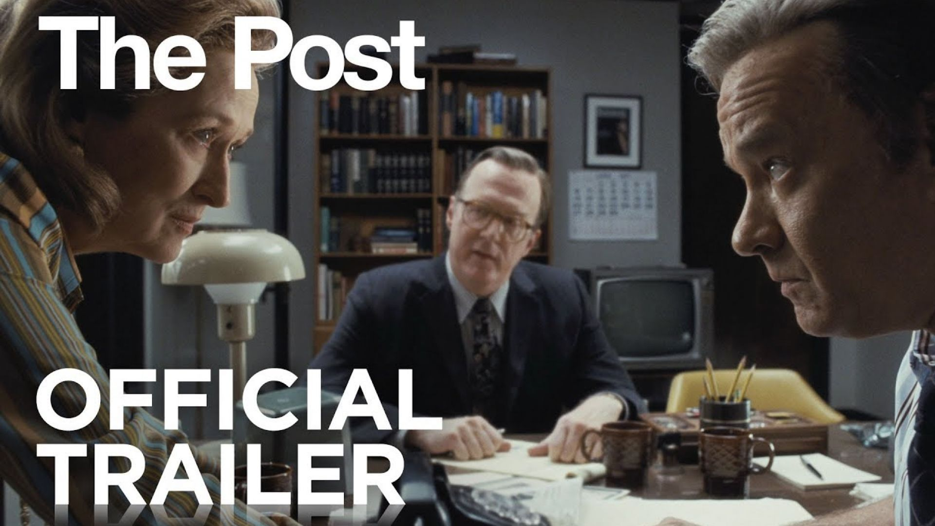 'The Post' Trailer - 20th Century Fox