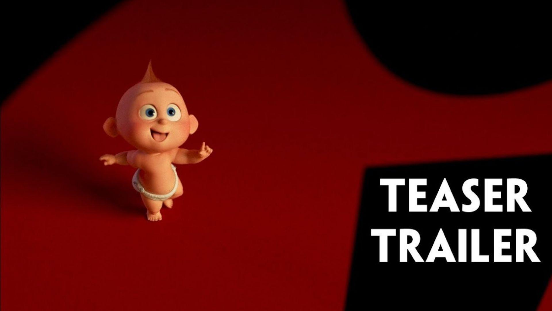 Incredibles Teaser Trailer