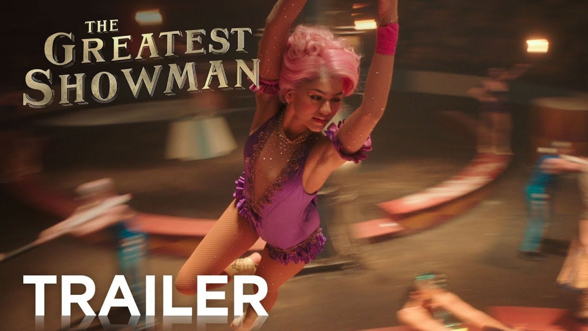 'The Greatest Showman' Trailer 2 - 20th Century Fox