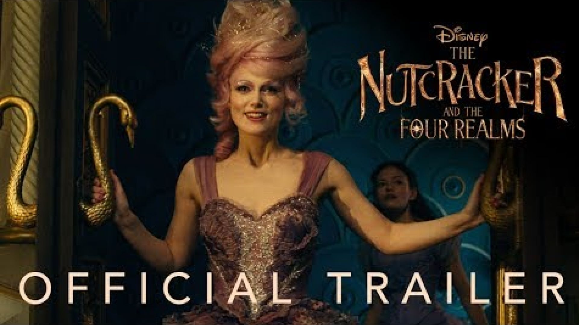 Disney's The Nutcracker And The Four Realms Teaser Trailer