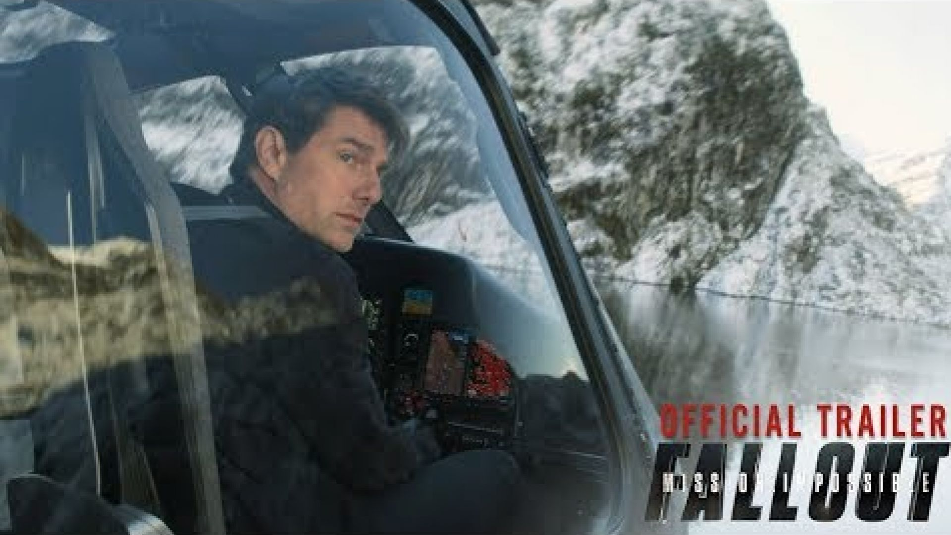 'Mission: Impossible - Fallout' Full Trailer Paramount Pictu
