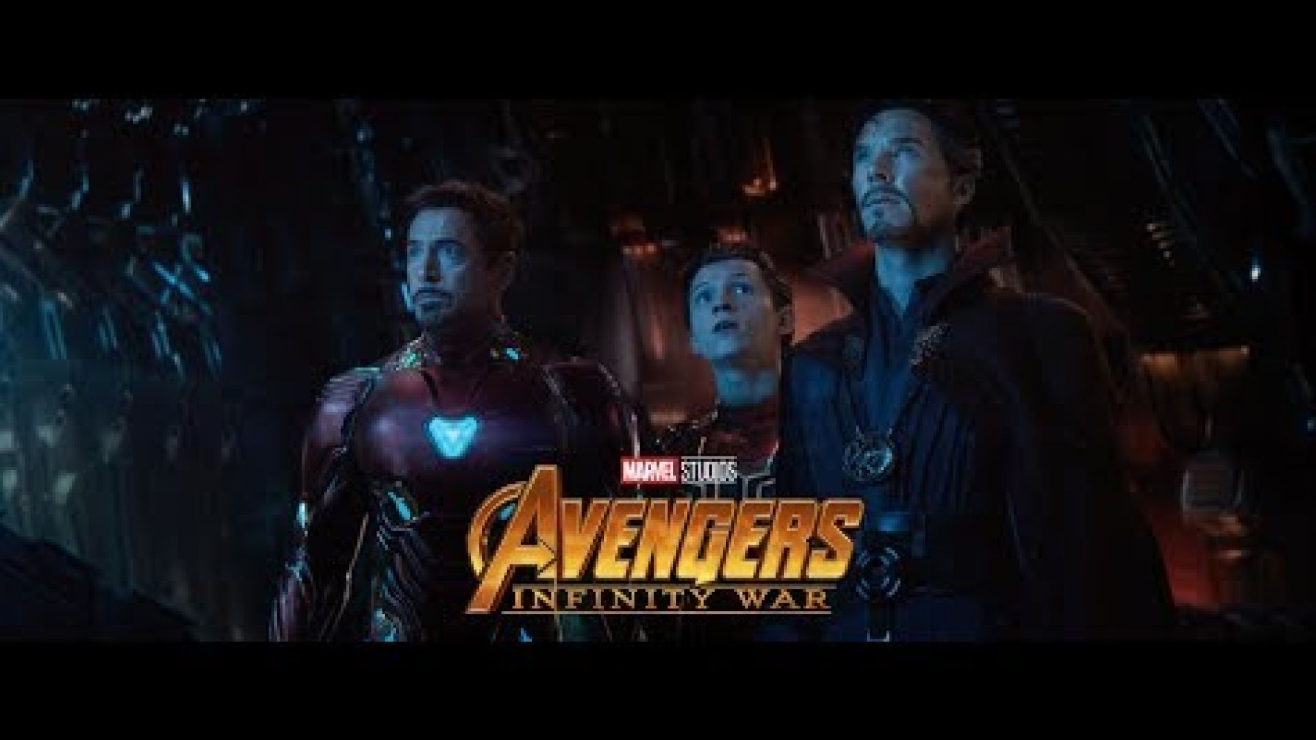 Marvel Studios' Avengers: Infinity War Big Game Spot