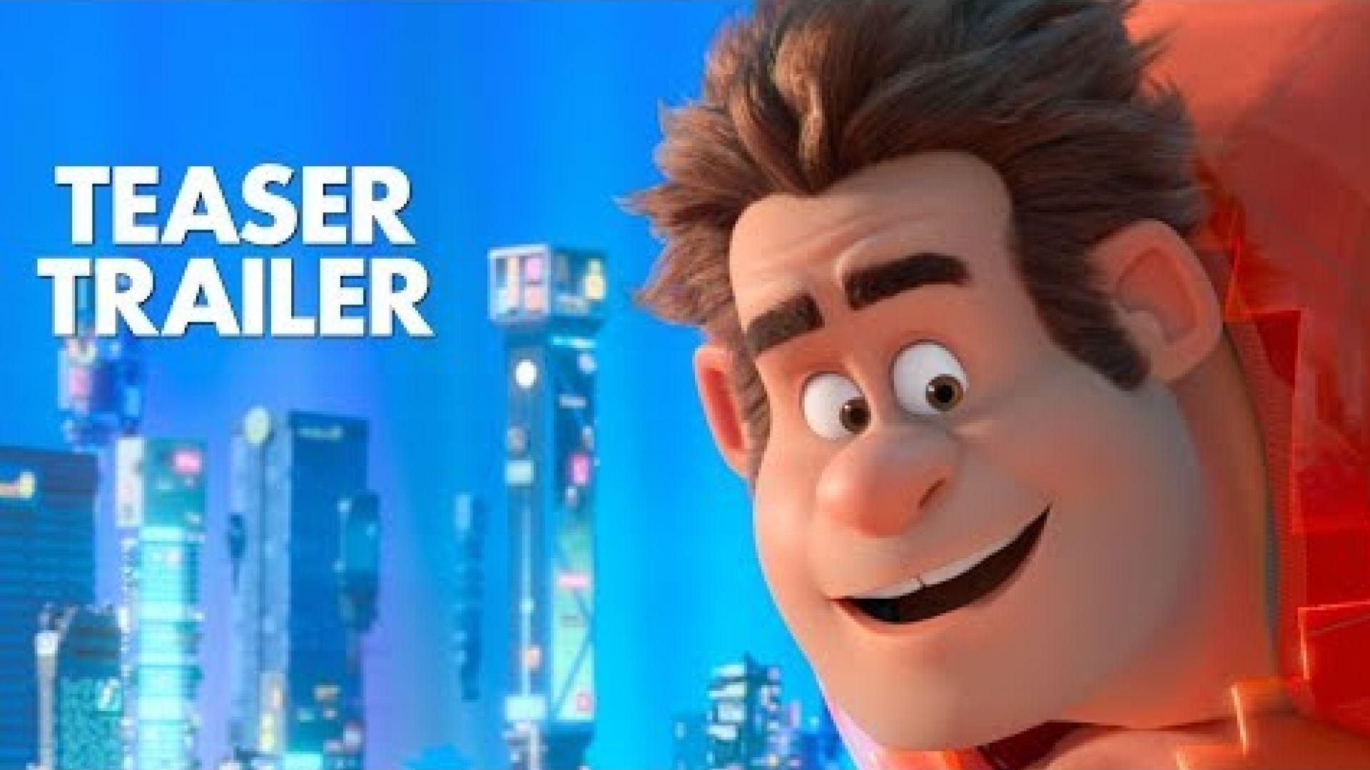 'Ralph Breaks The Internet: Wreck-it Ralph 2' Teaser Trailer