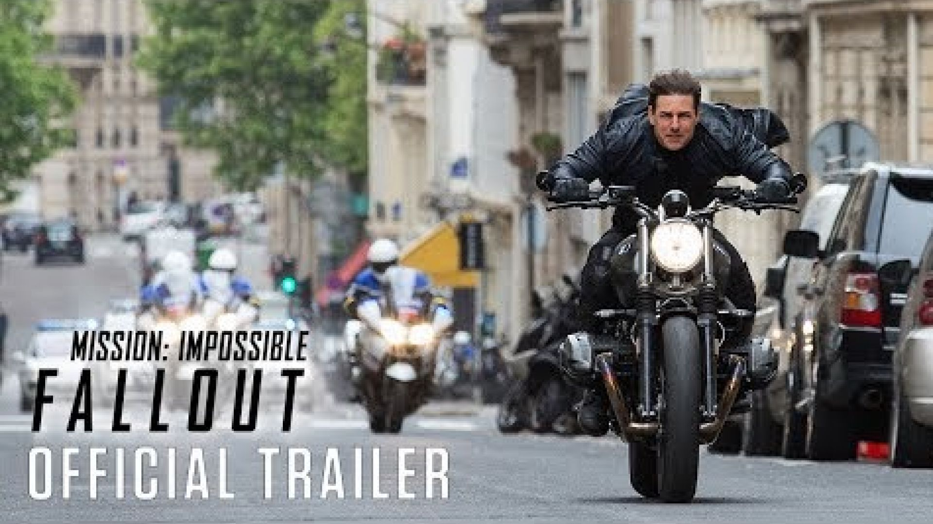 'Mission: Impossible - Fallout' Trailer 2 - Paramount