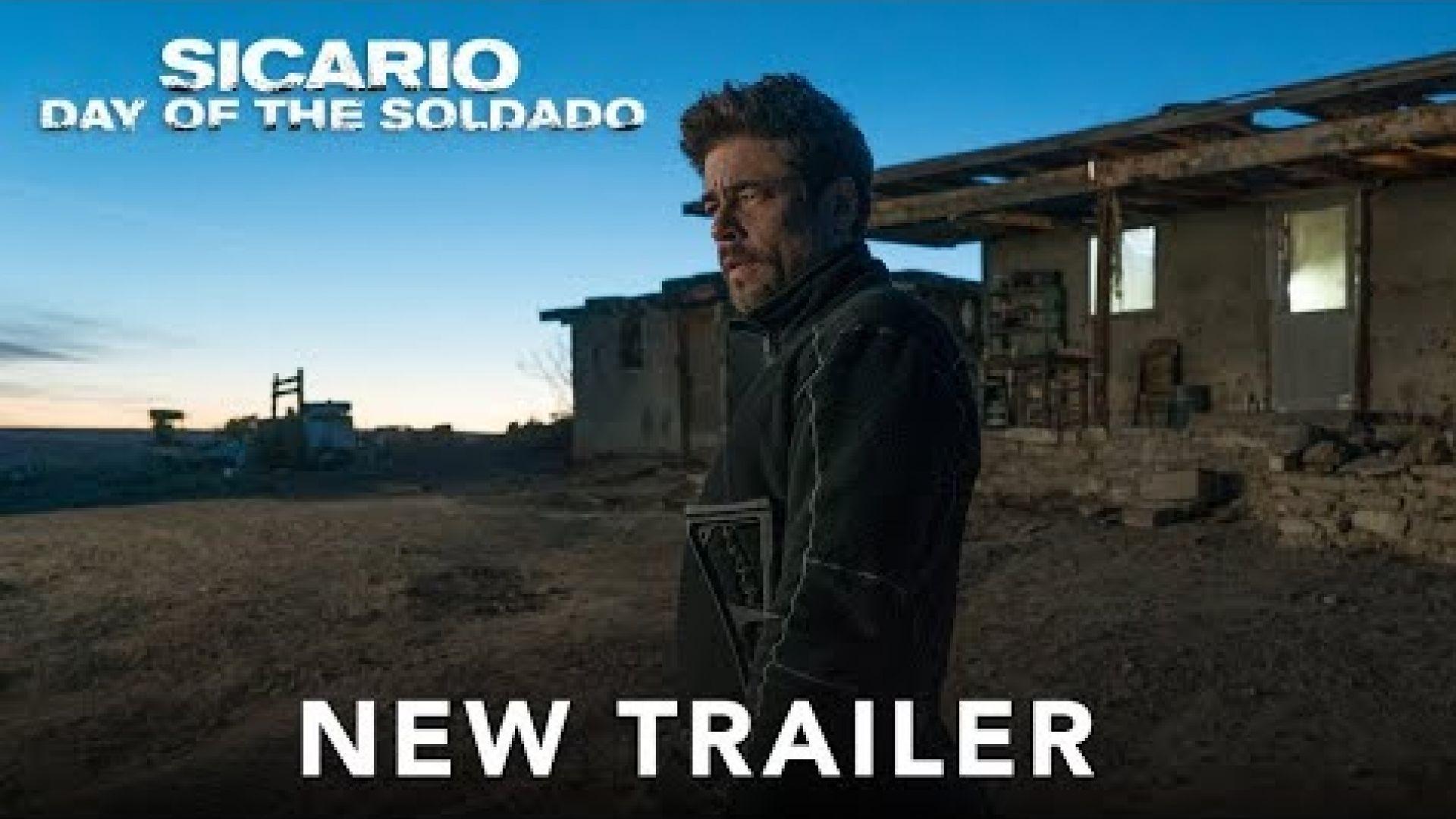 'Sicario: Day of The Soldado' Trailer #3