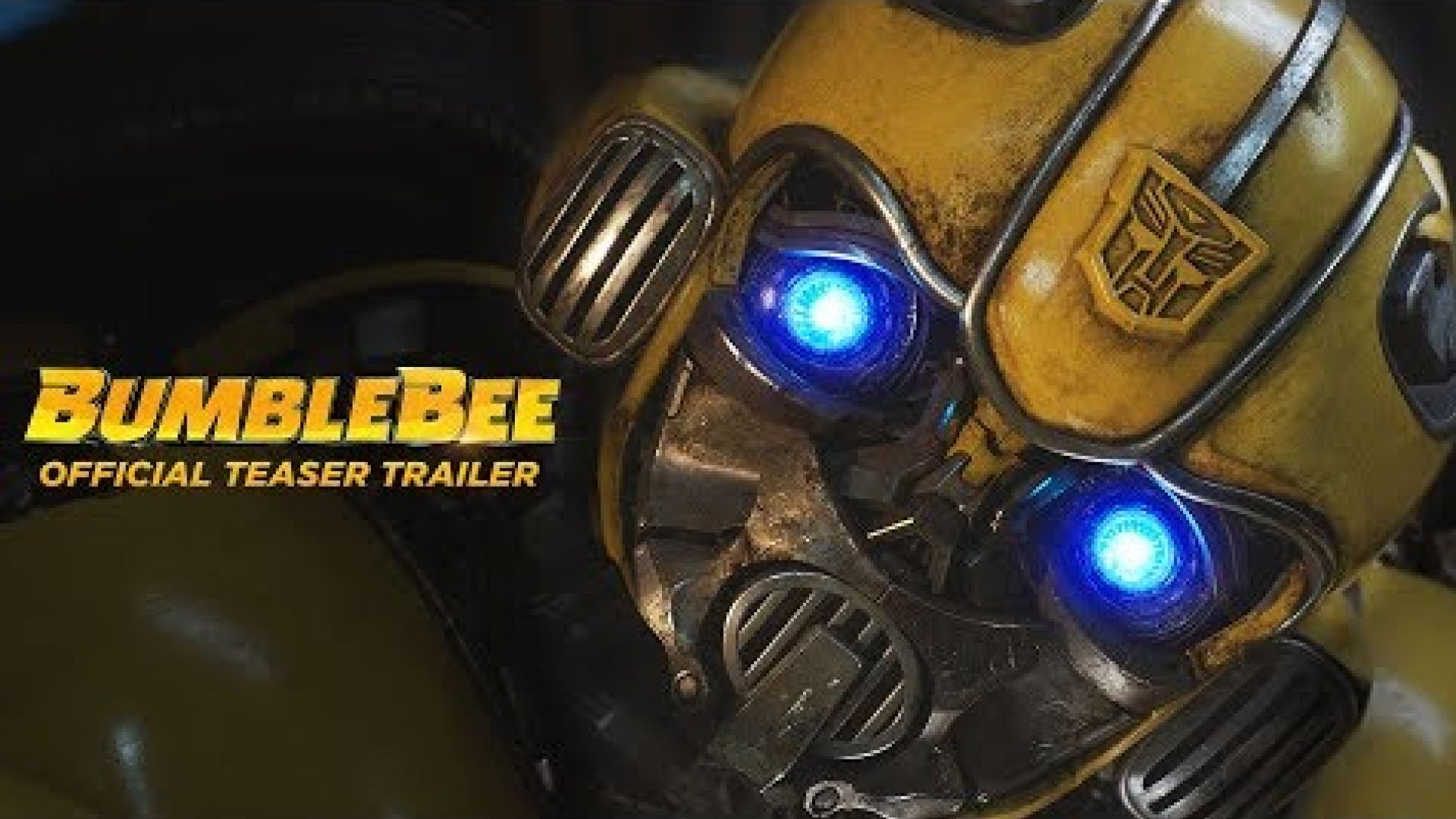 'Bumblebee' Teaser Trailer Paramount Pictures