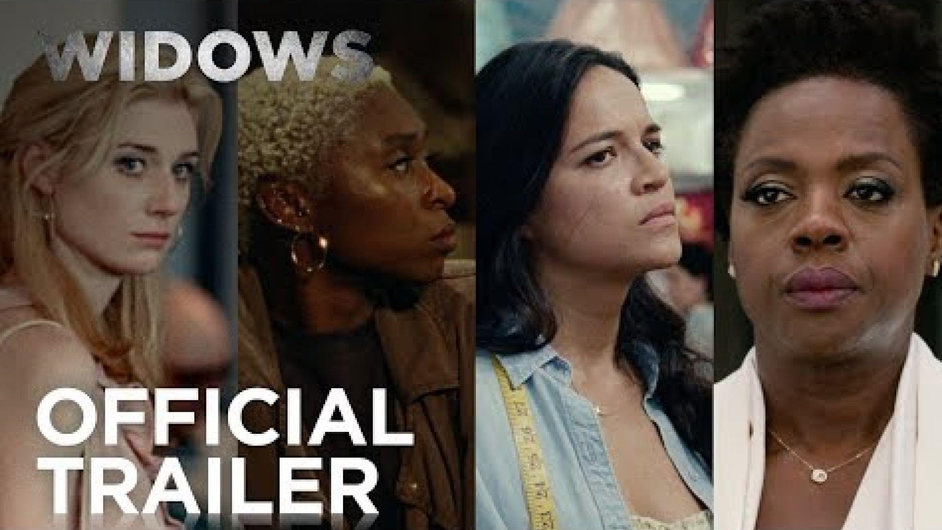 'Widows' Trailer 20th Century Fox