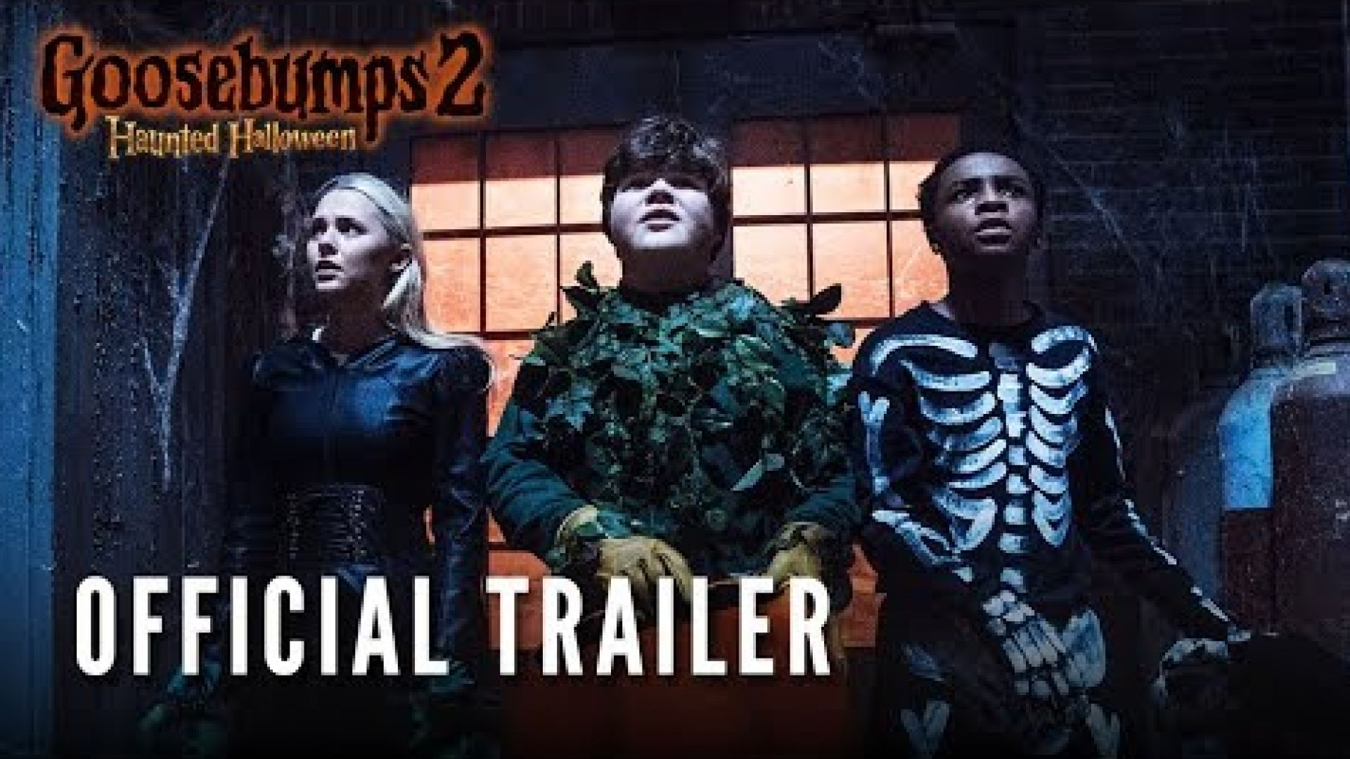 'Goosebumps 2: Haunted Halloween' Trailer - Sony Pictures
