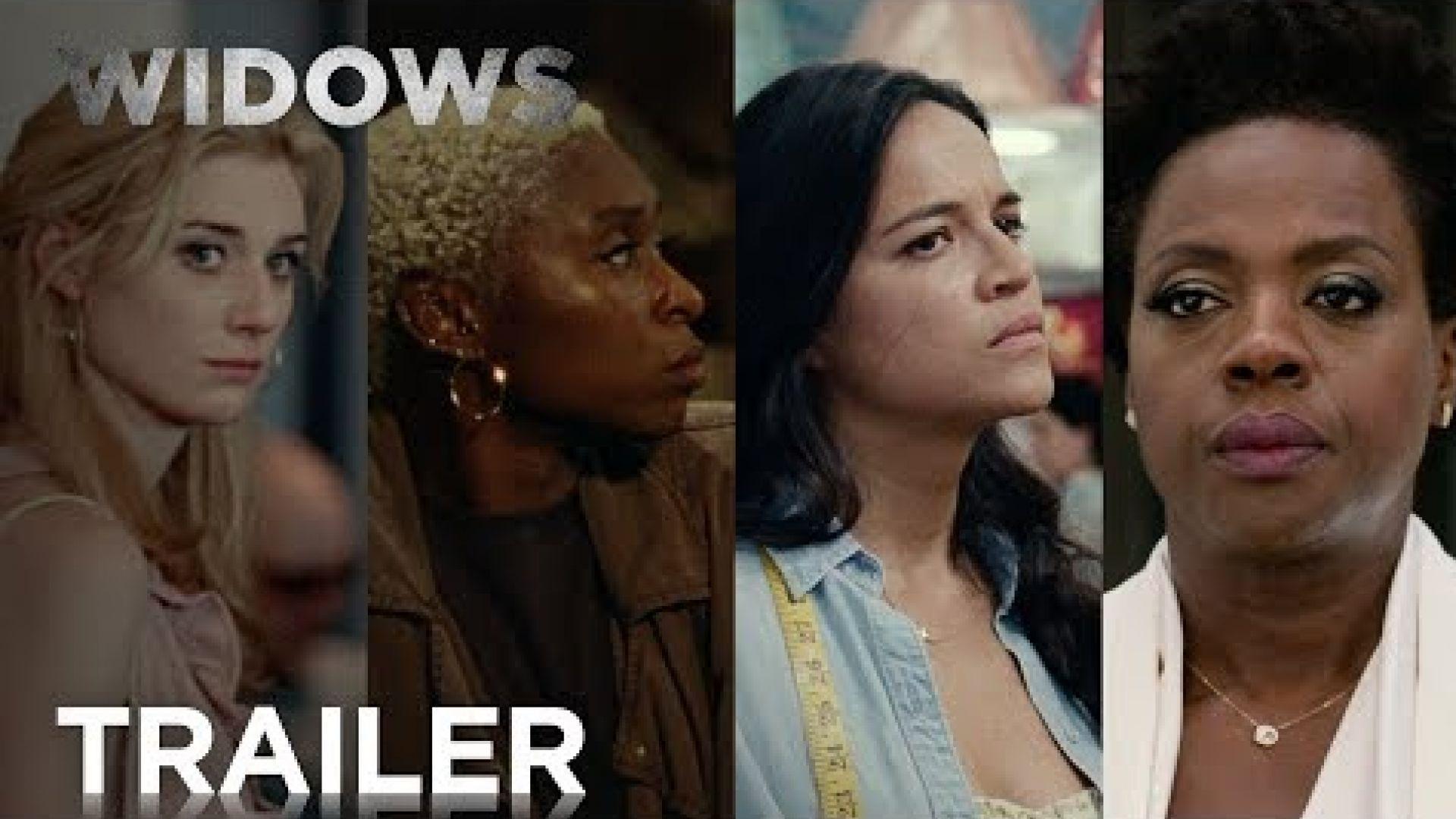'Widows' Trailer