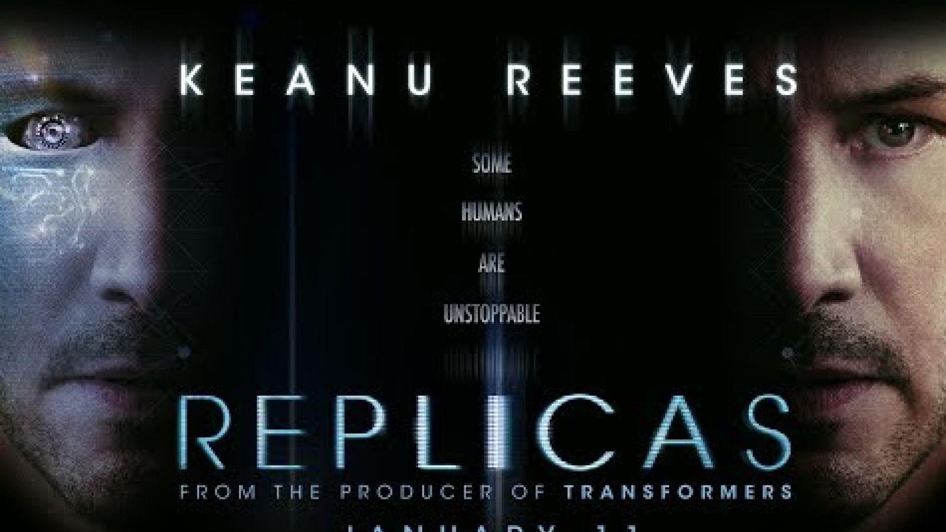 'Replicas' Trailer 2
