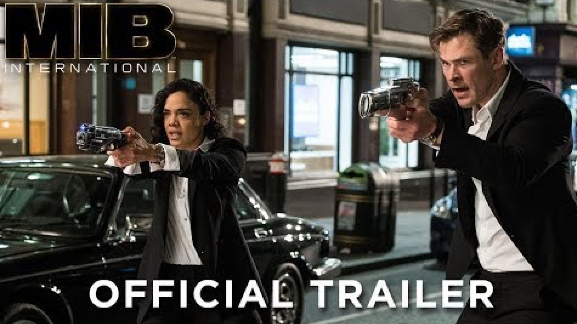 Men In Black: International Trailer