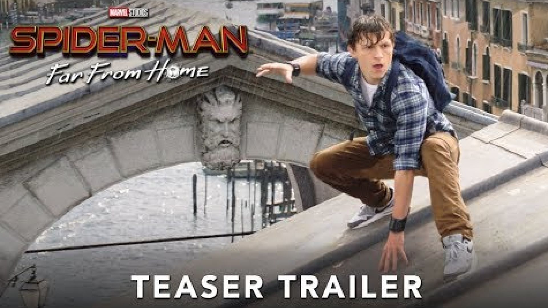 'Spider-Man: Far From Home' Teaser Trailer