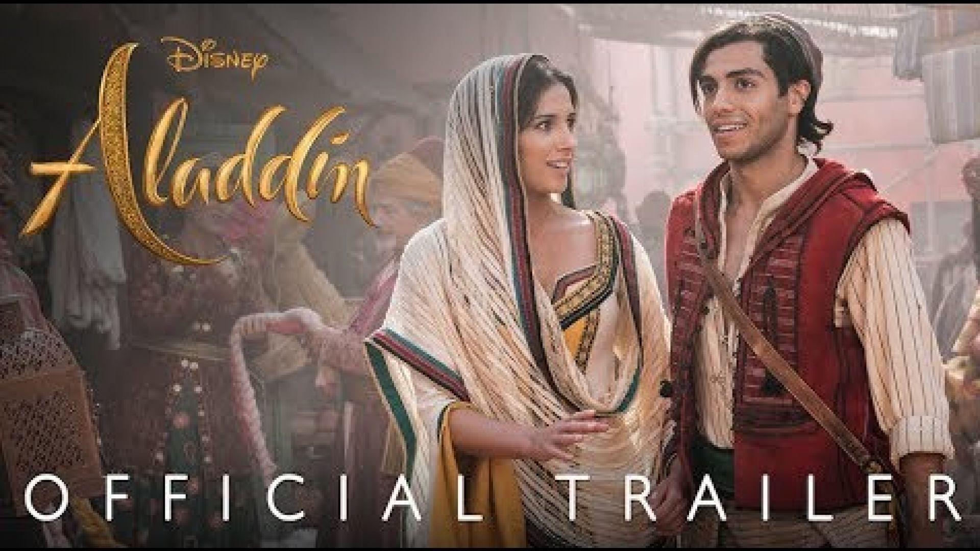 Disney's 'Aladdin' Trailer