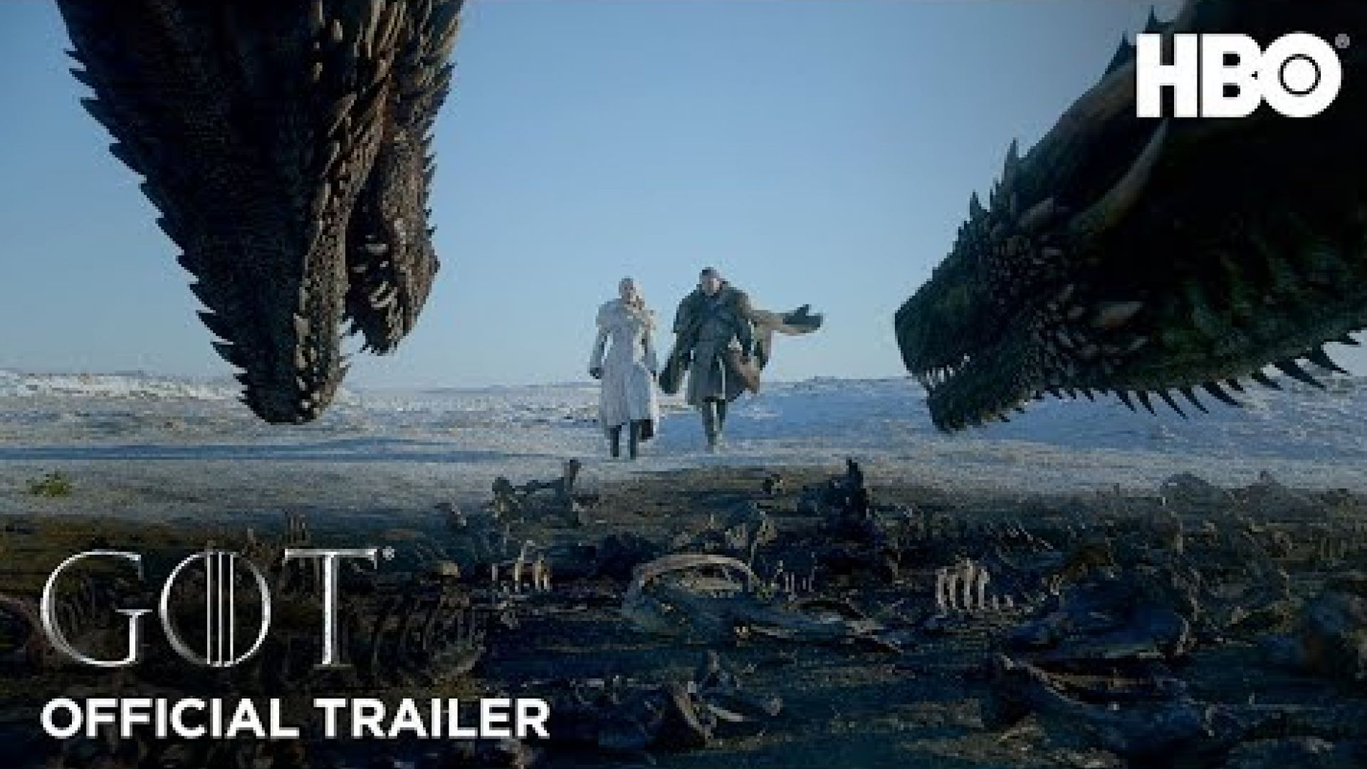 Game of Thrones Season 8 Official Trailer