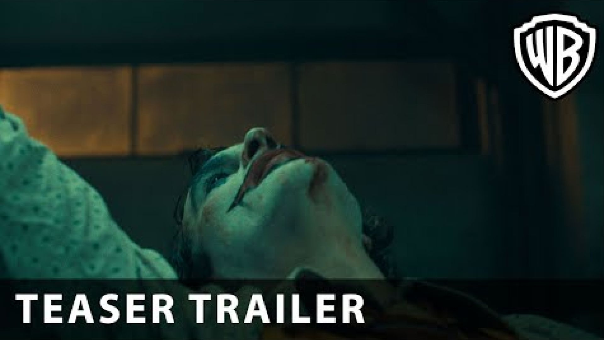 Joker – Teaser Trailer Warner Bros. Uk