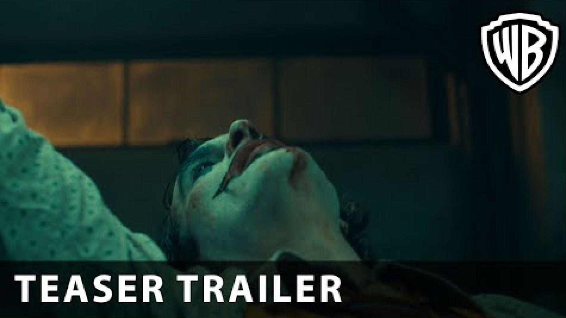 Joker – Teaser Trailer Warner Bros. Uk