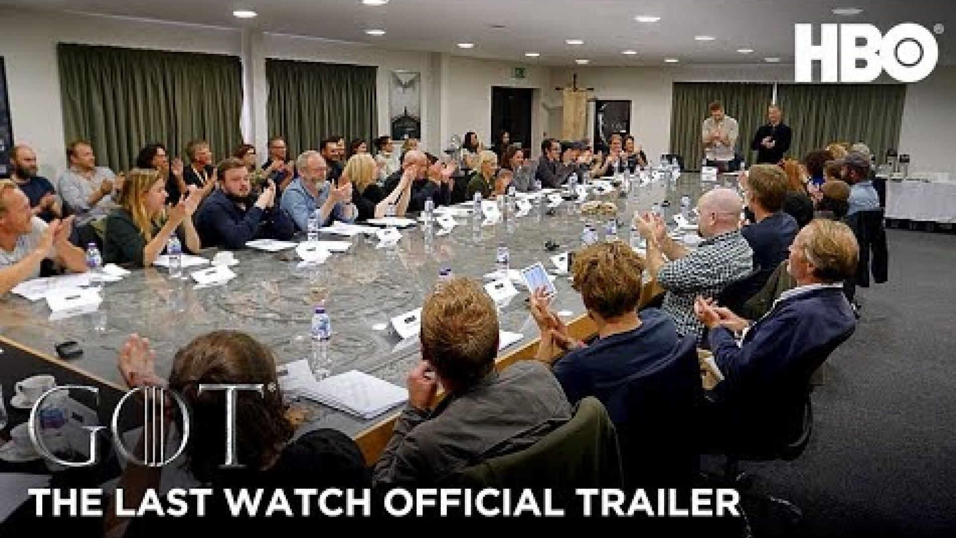 Game of Thrones: The Last Watch Documentary Trailer