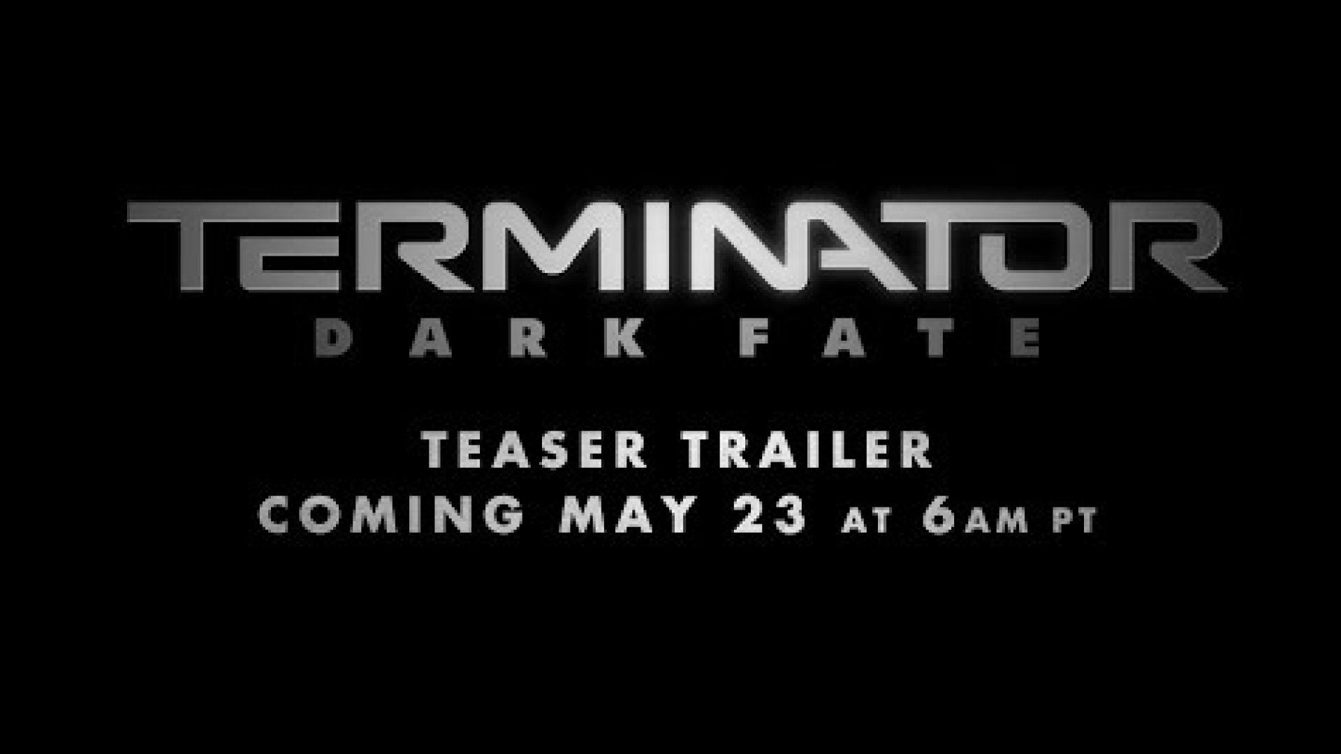 Terminator: Dark Fate Teaser - Paramount Pictures