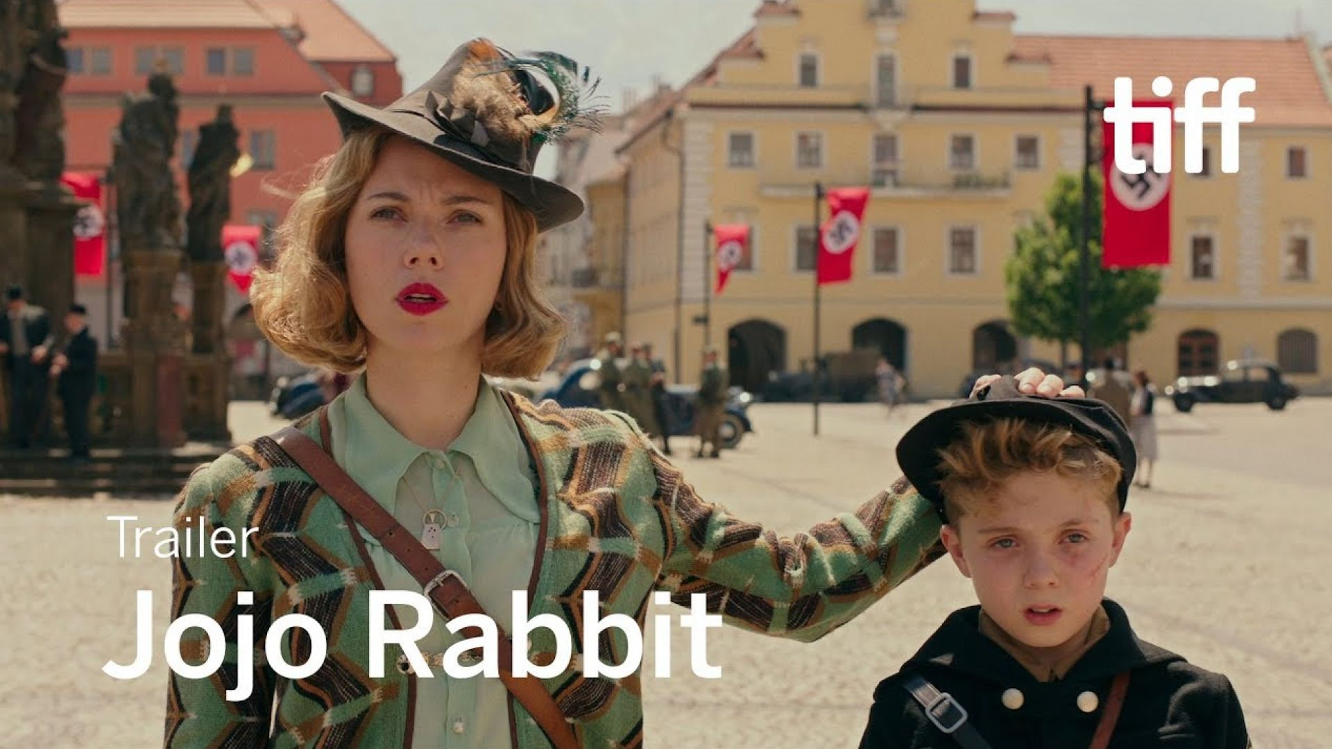 'Jojo Rabbit' trailer