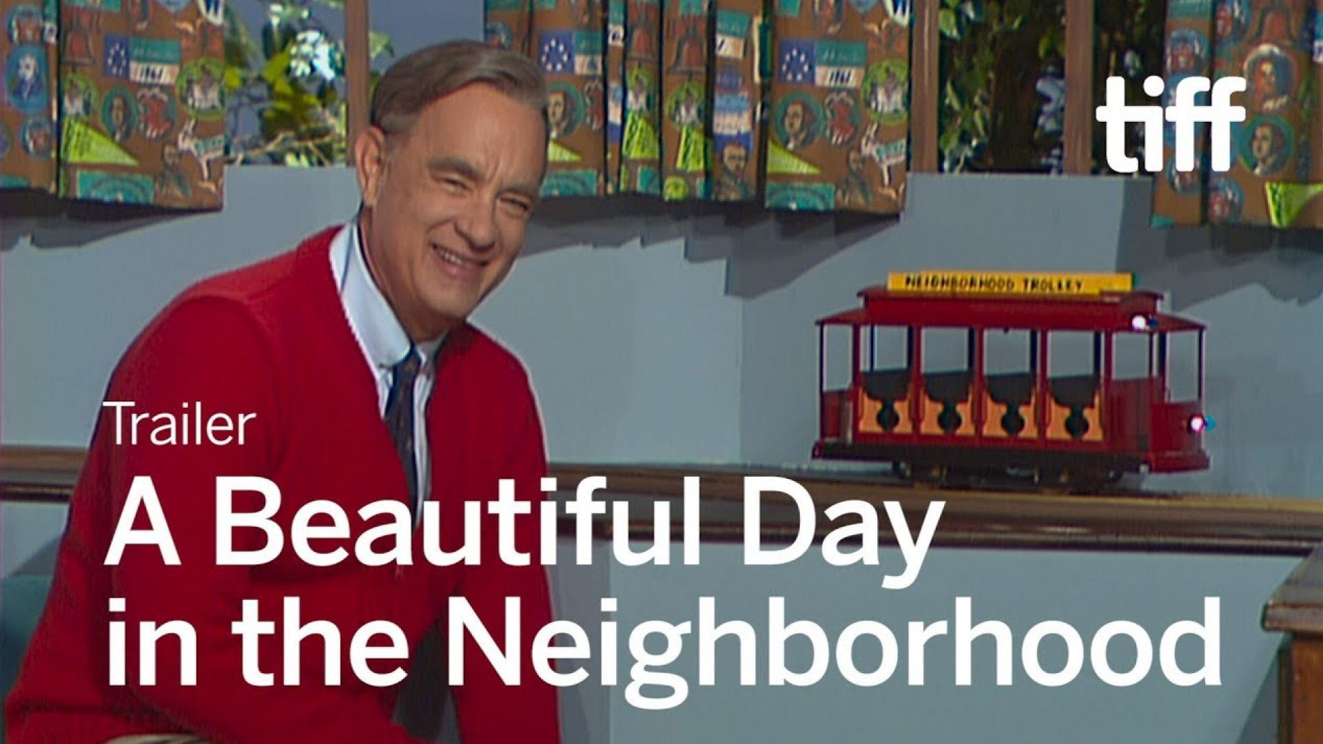 'A Beautiful Day in the Neighborhood' trailer