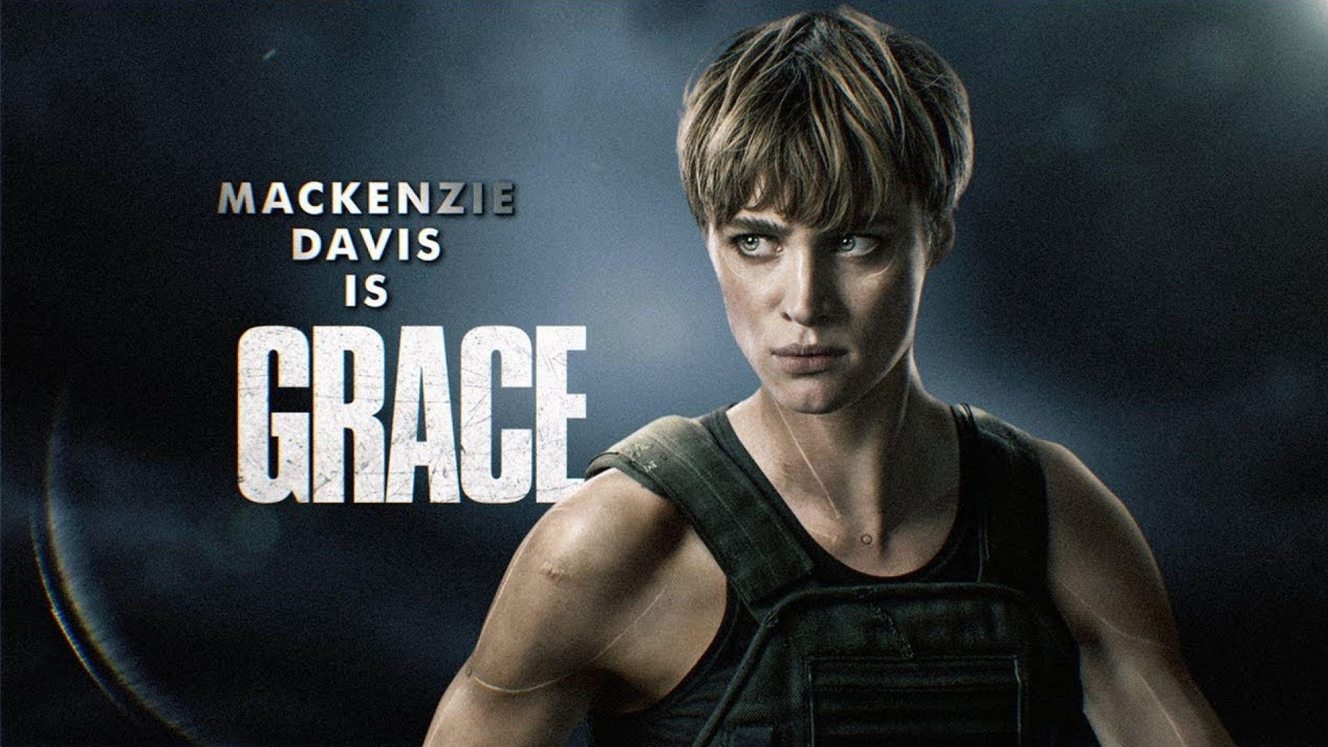 Terminator: Dark Fate (2019) - Grace Character Featurette -