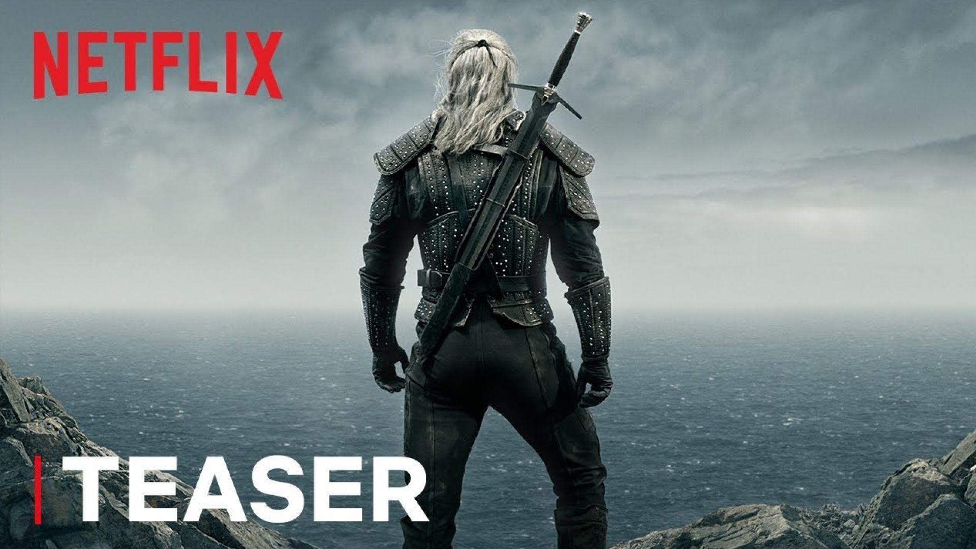 The Witcher   Netflix • December 20, 2019