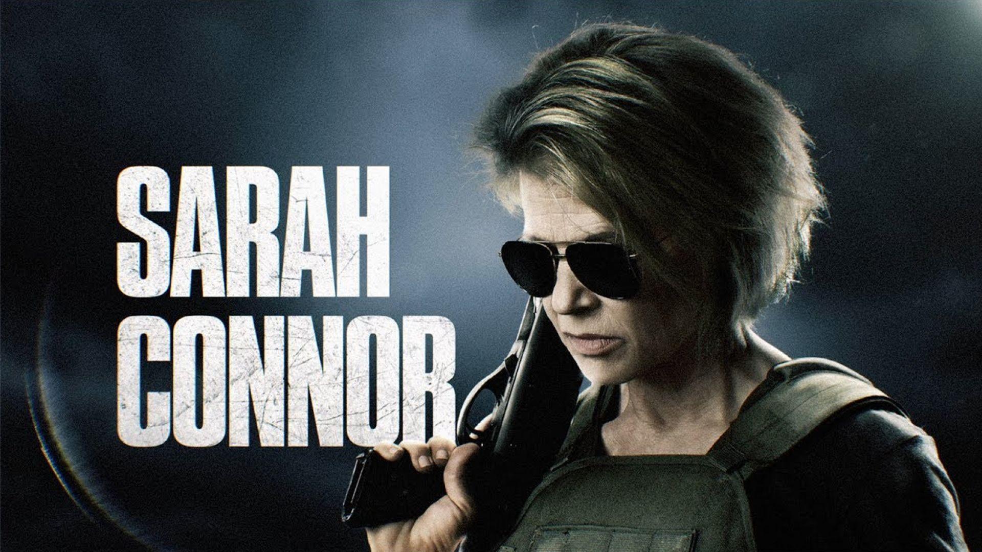 Terminator: Dark Fate (2019) - Sarah Connor Character Featur