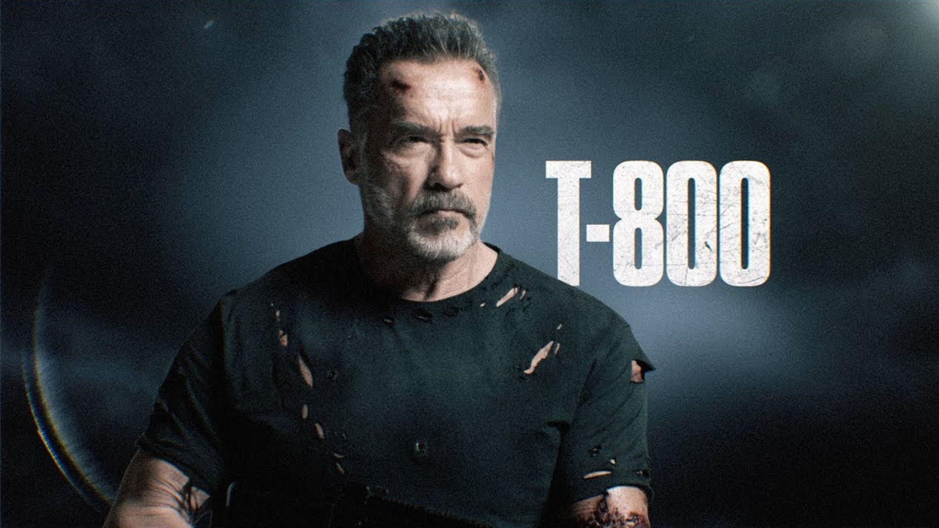 Terminator: Dark Fate (2019) - T-800 Character Featurette -