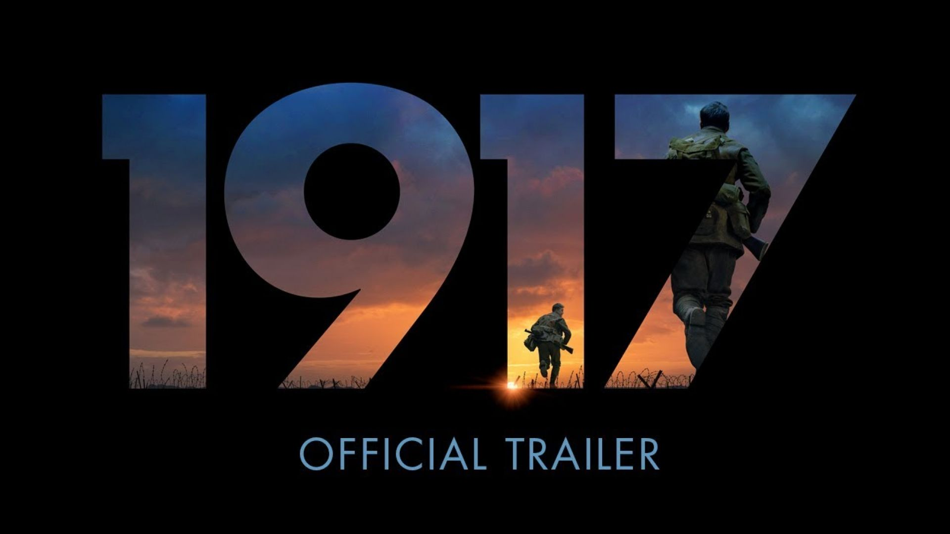 '1917' in theaters December  At the height of the First Worl