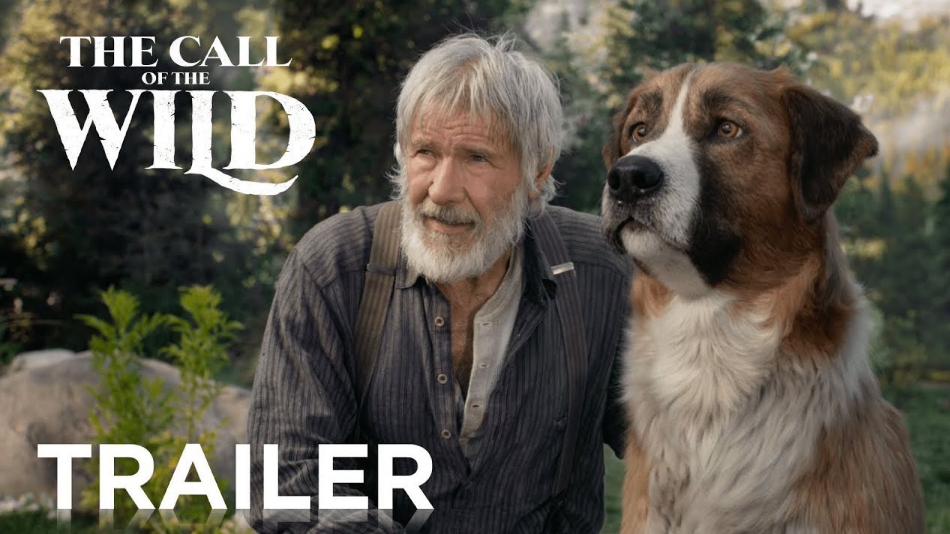 The Call of the Wild | Official Trailer | 20th Century FOX