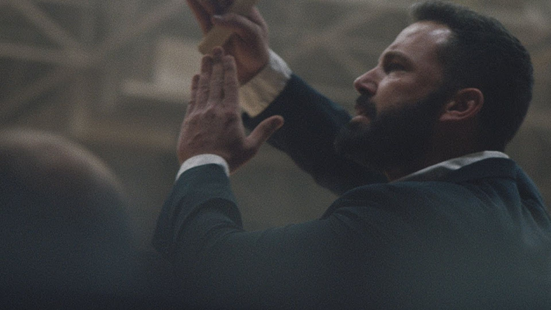 'The Way Back' Trailer, with Ben Affleck