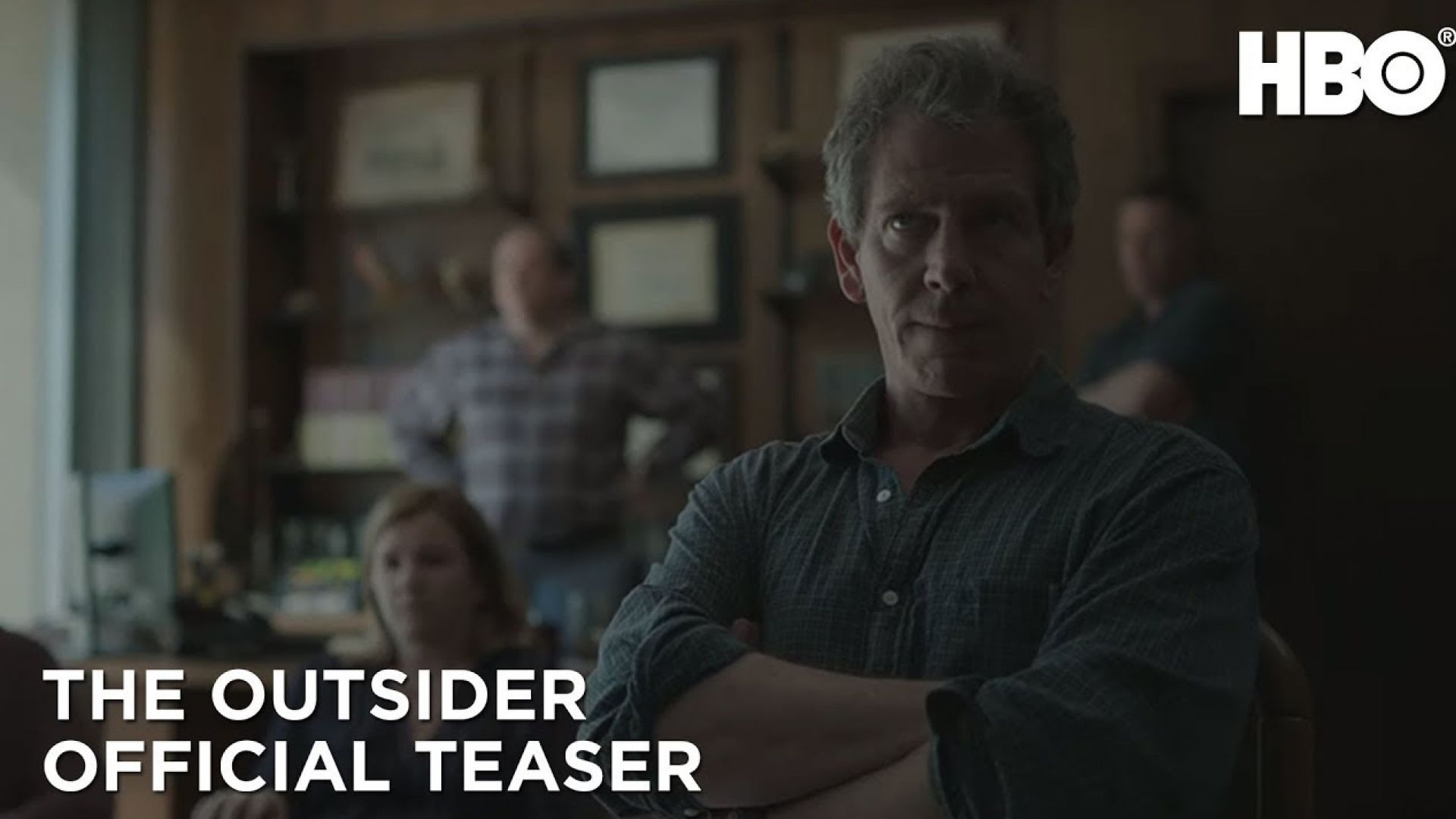'The Outsider' Trailer, HBO