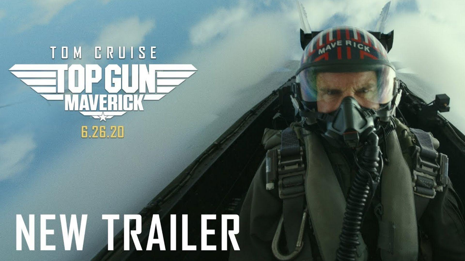 Top Gun Maverick Official Trailer