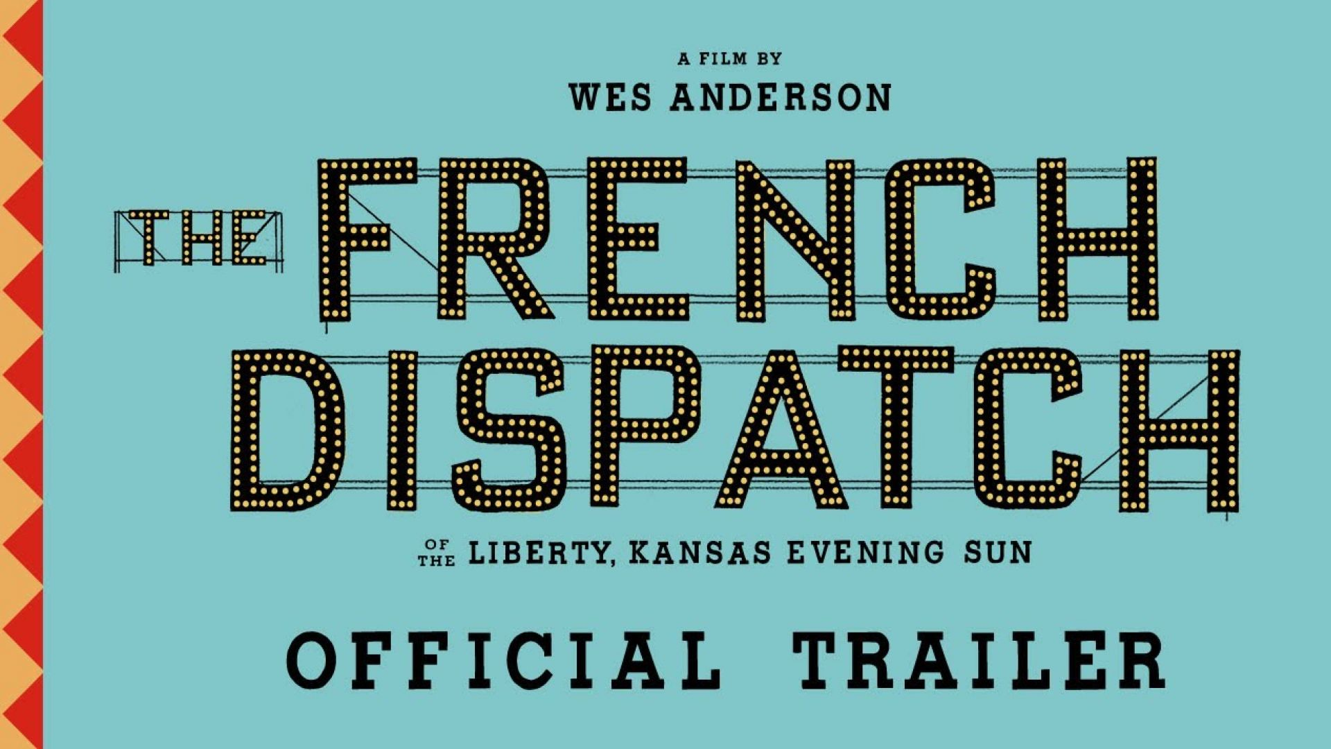 THE FRENCH DISPATCH | Official Trailer | Searchlight Picture