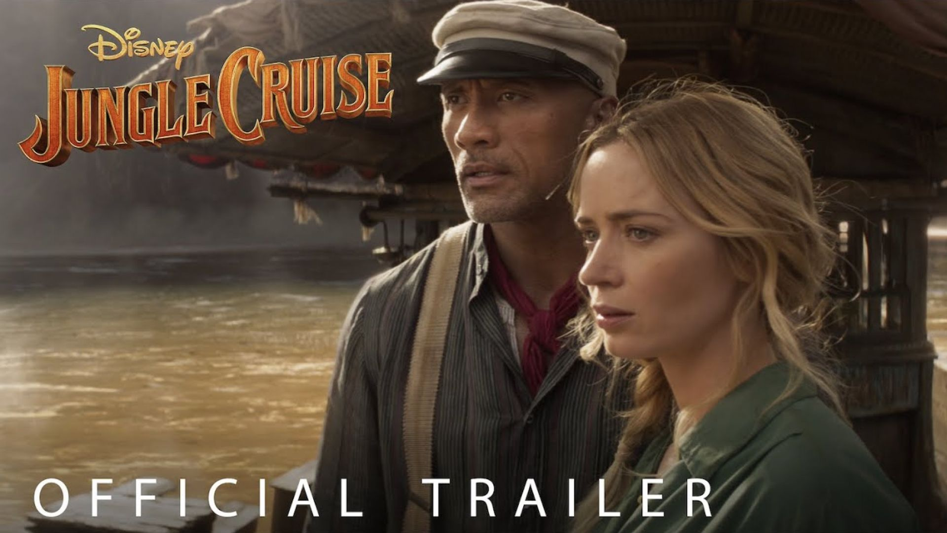Disney's Jungle Cruise | Official Trailer