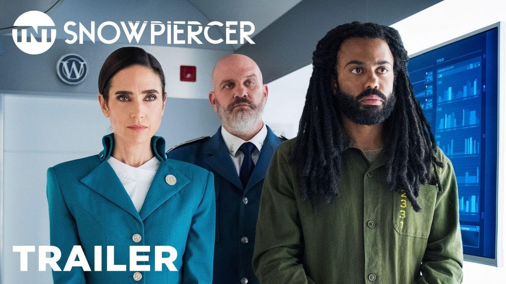 Snowpiercer Series Trailer (TNT)