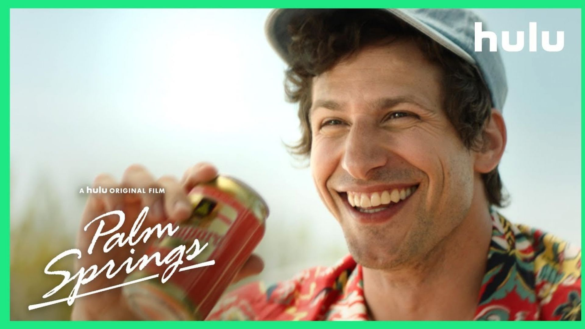 Trailer for Sundance hit 'Palm Springs' with Andy Samberg