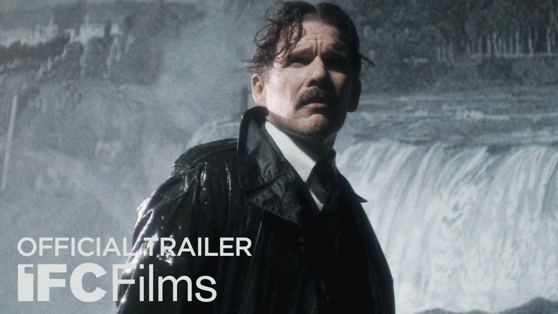 'Tesla' Trailer - Ethan Hawke, Kyle MacLachlan