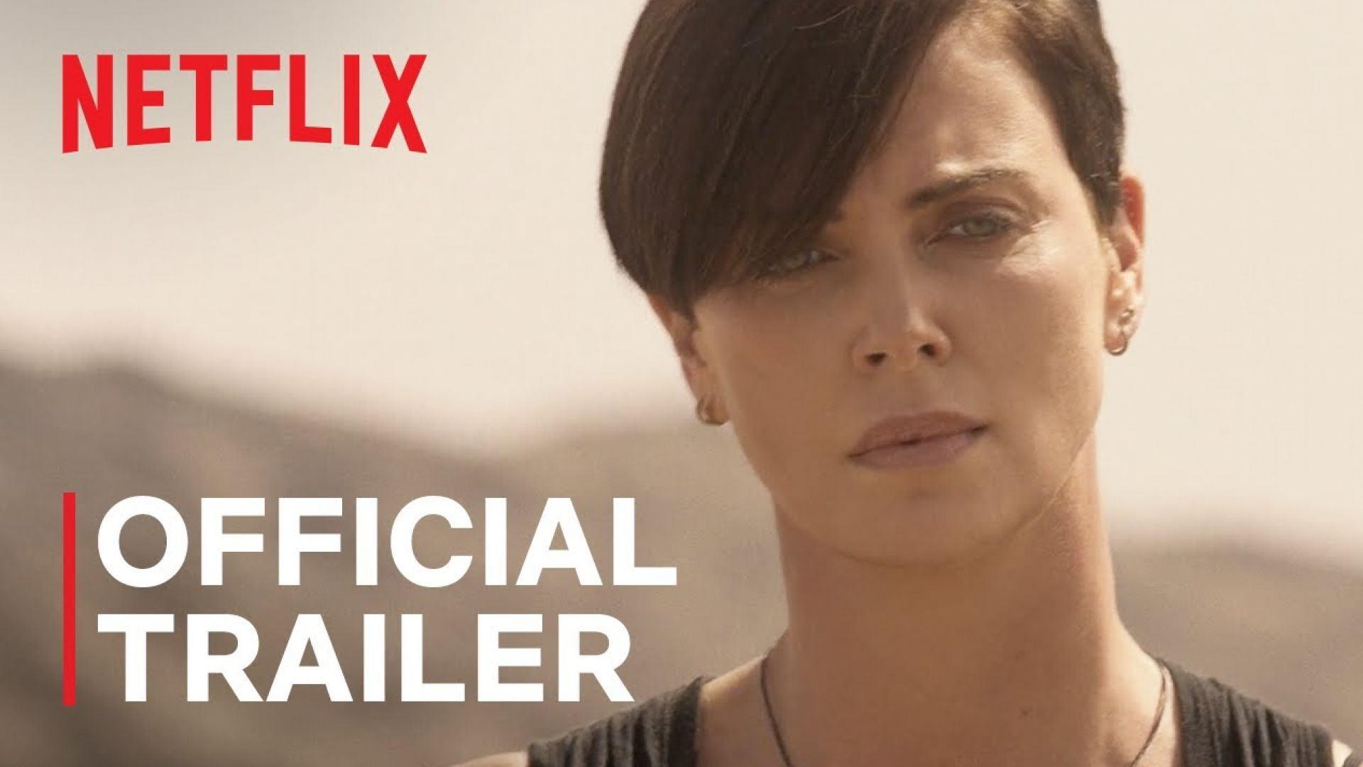 'The Old Guard' trailer, Charlize Theron
