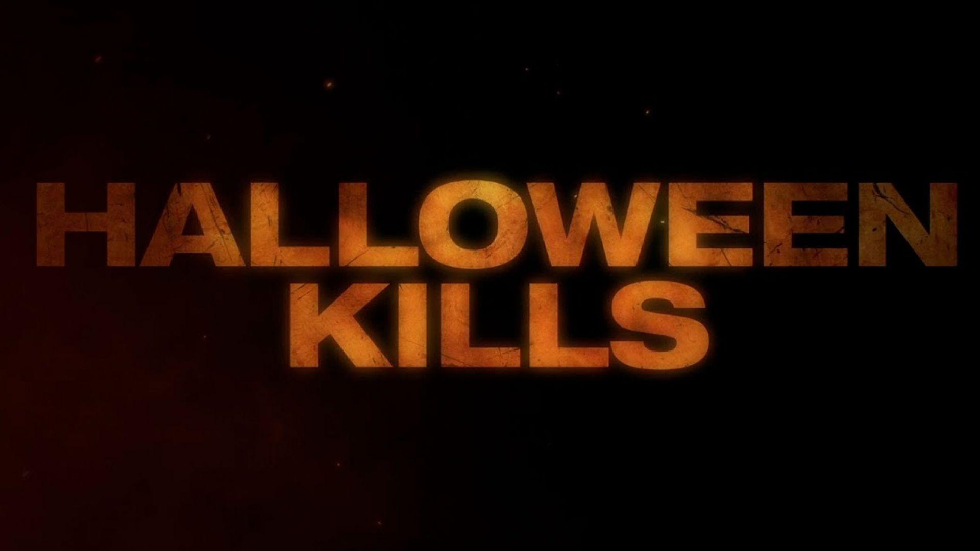'Halloween Kills' Teaser ⎮ Universal Pictures