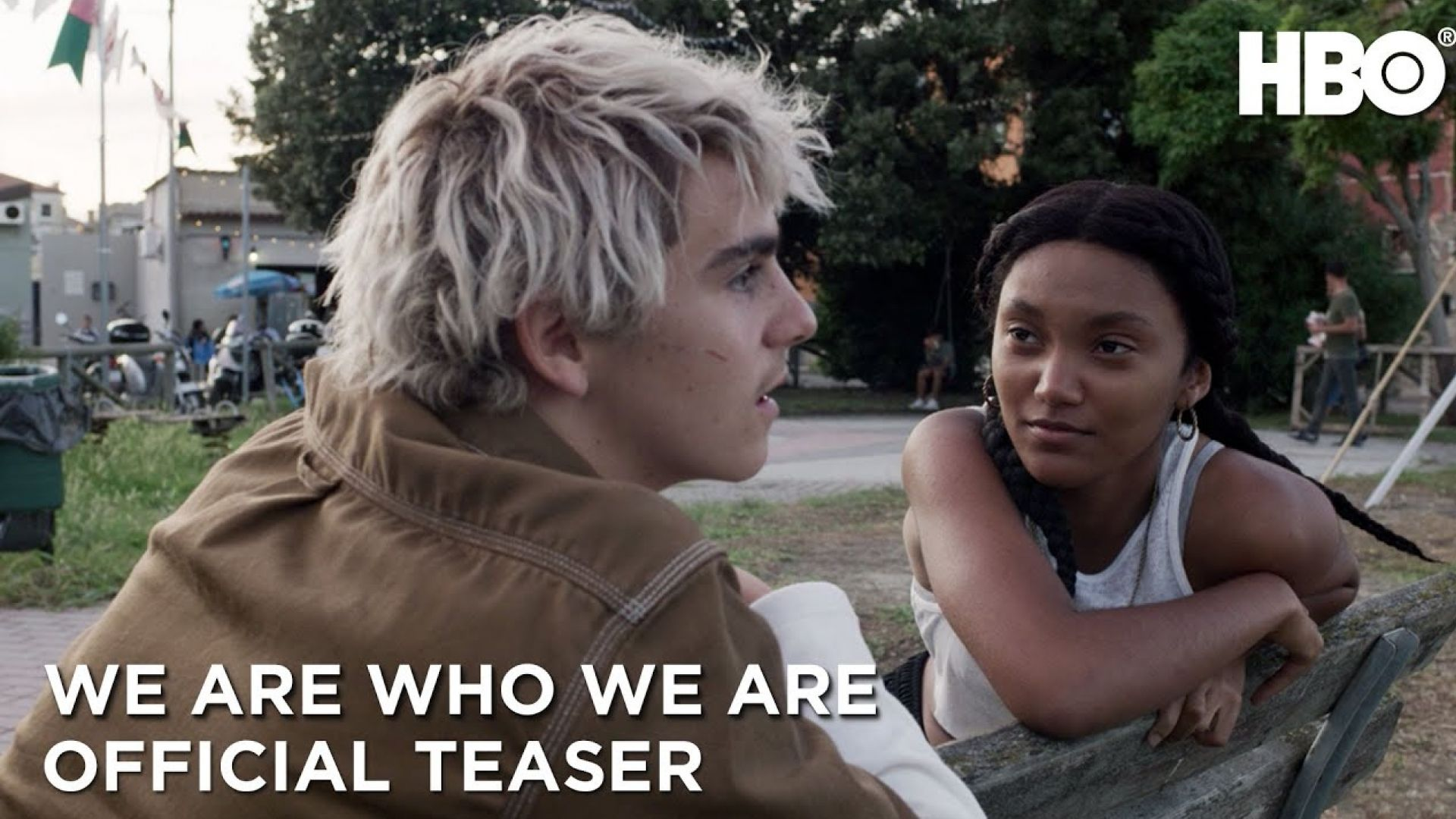 'We Are Who We Are' Trailer (HBO)