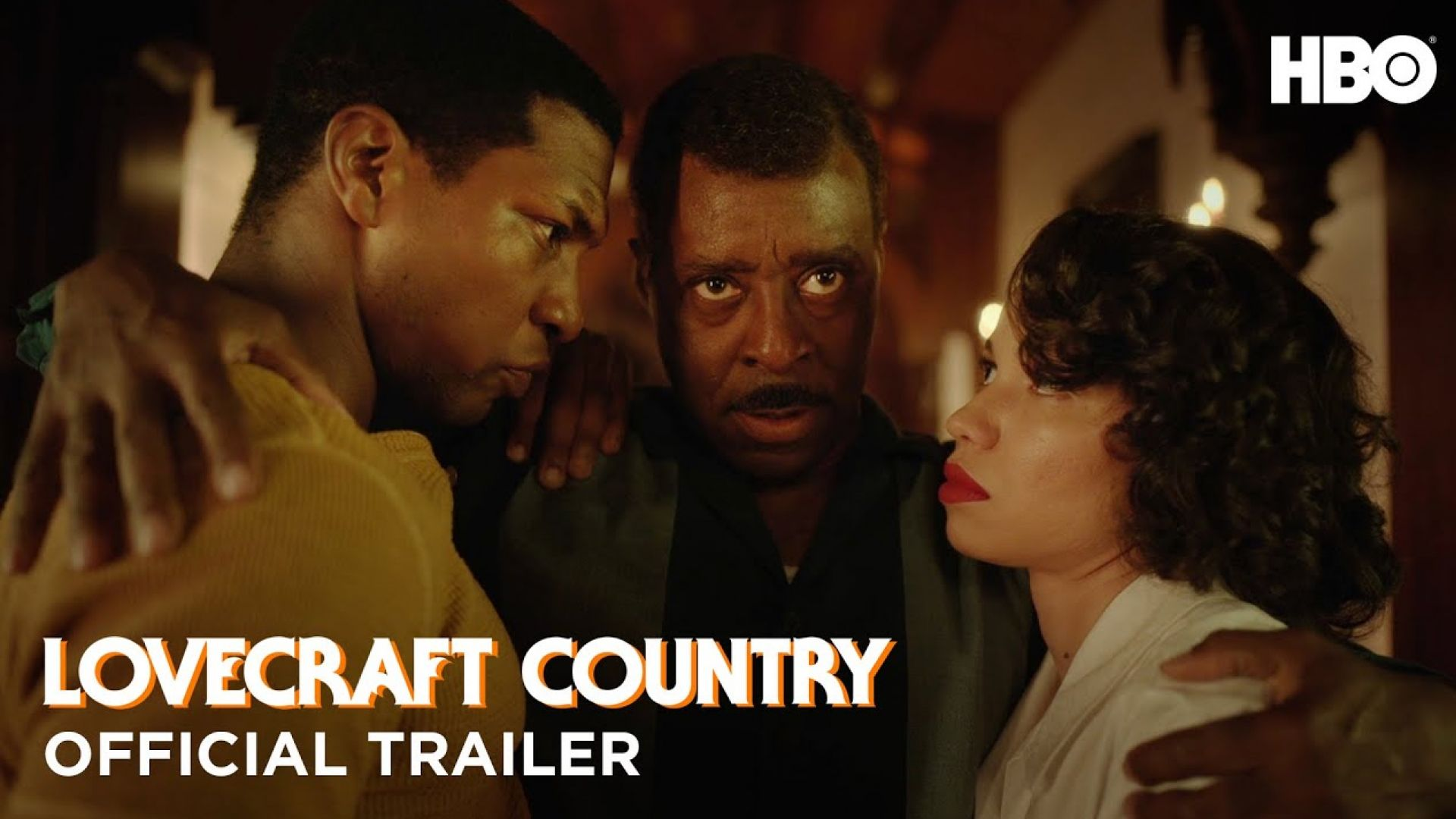'Lovecraft Country' Trailer (HBO)