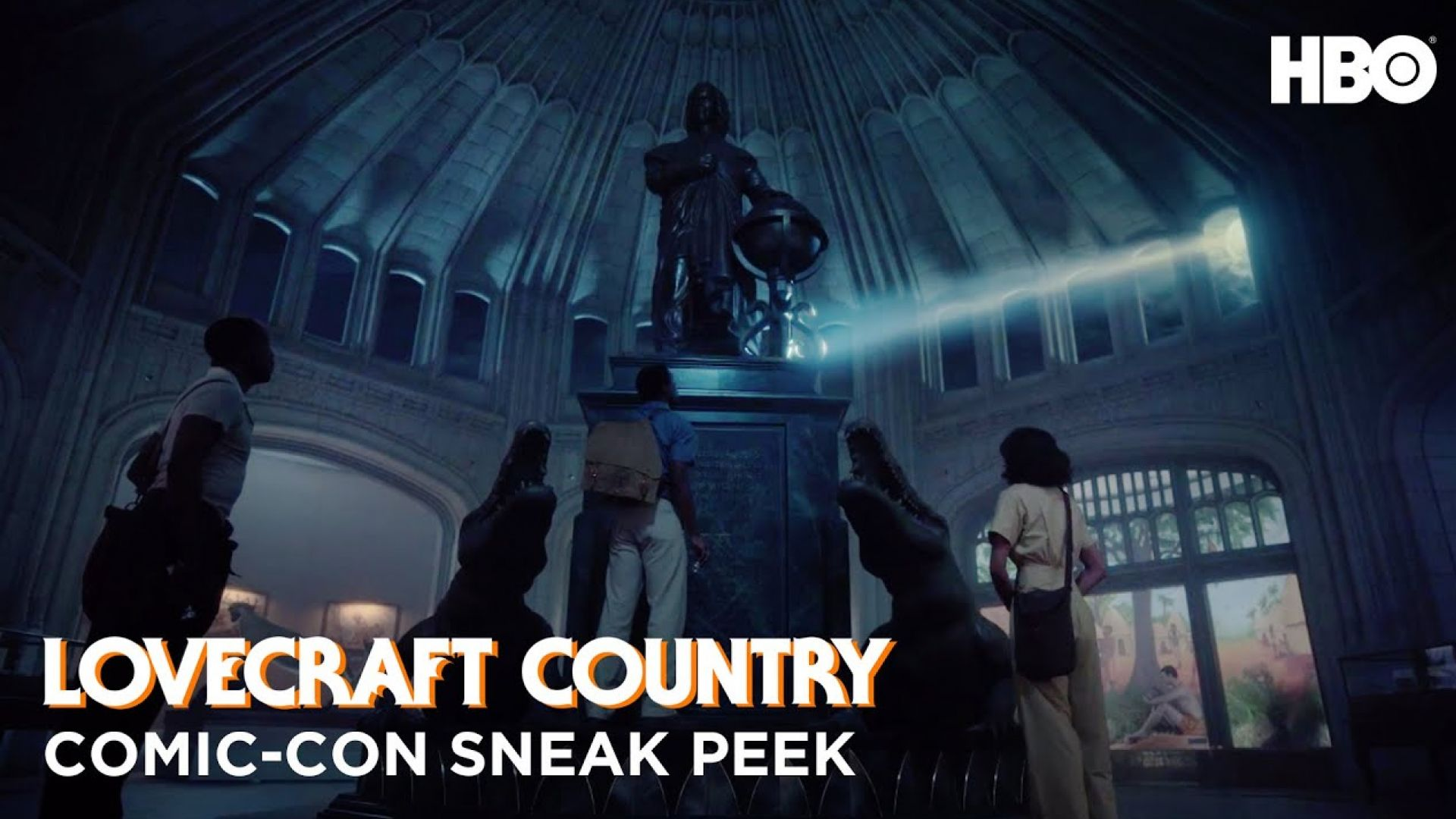 'Lovecraft Country' Sneak Preview