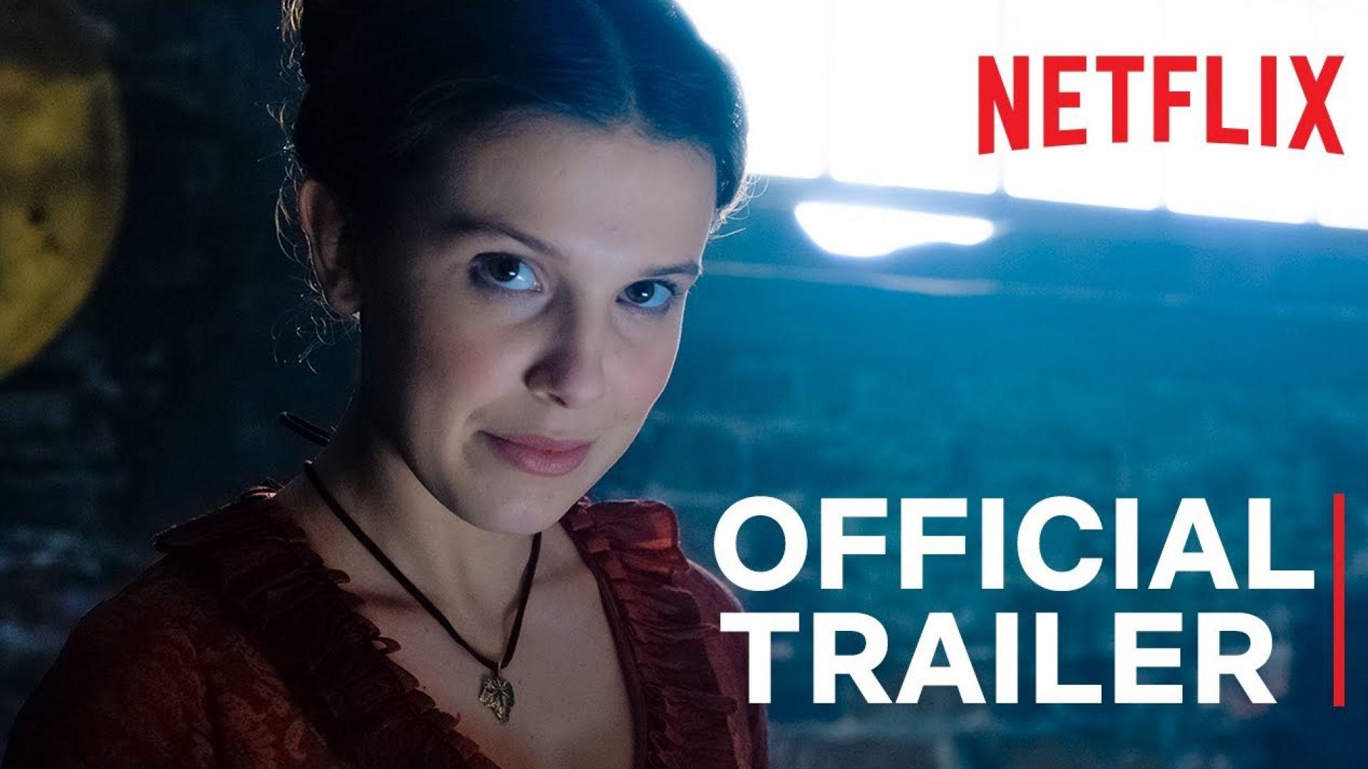 Millie Bobby Brown is 'Enola Holmes' Trailer
