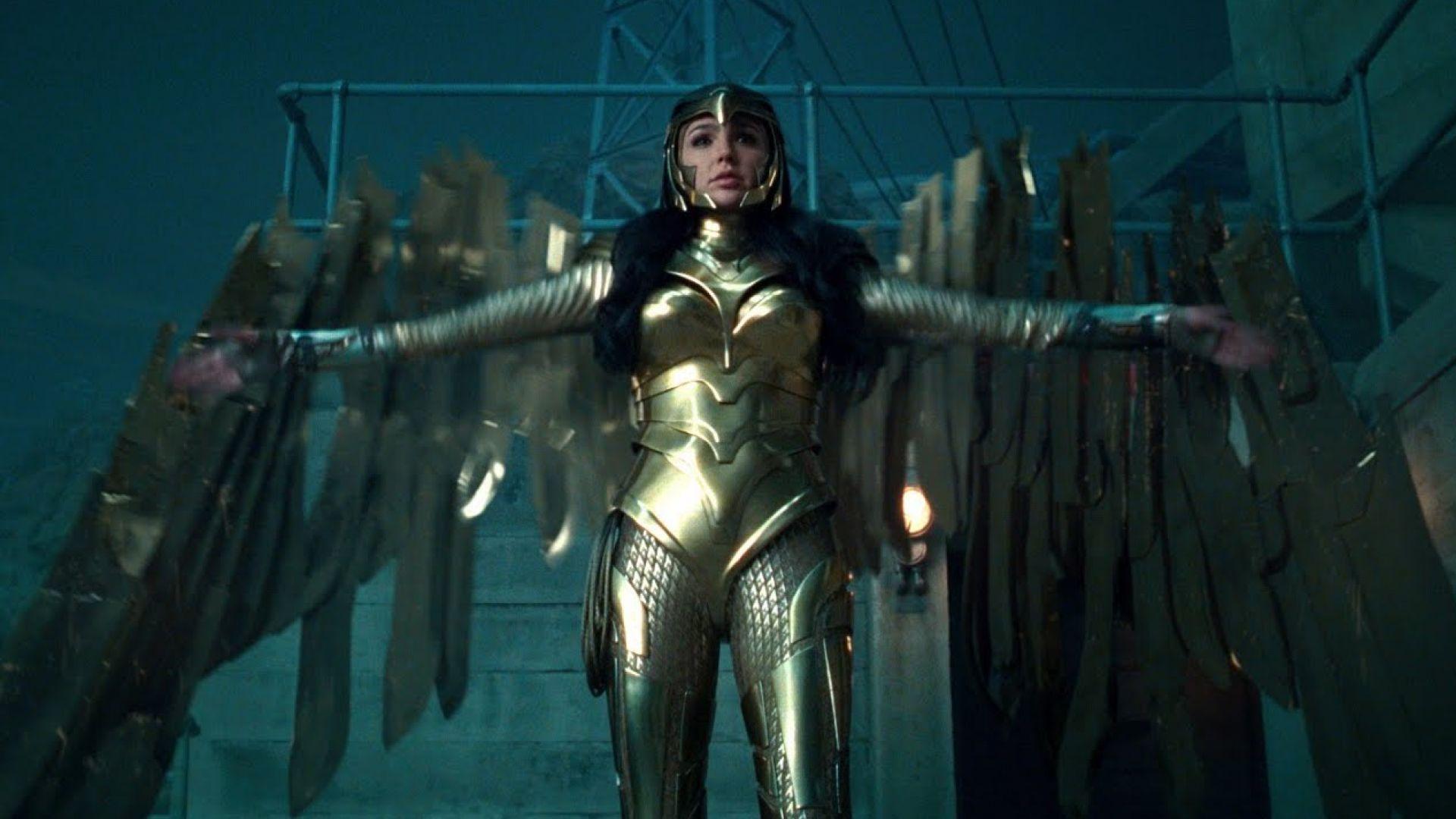 Wonder Woman 1984 New Trailer from DC FanDome