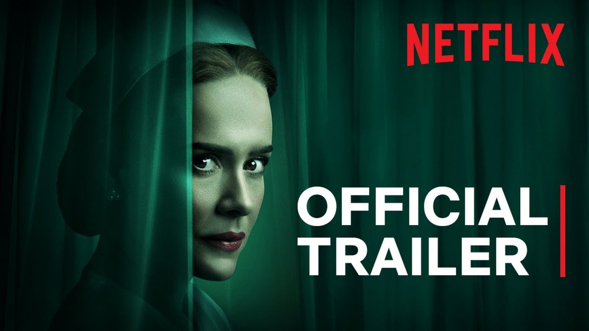 Sarah Paulson stars in Ryan Murphy's 'Ratched' Trailer