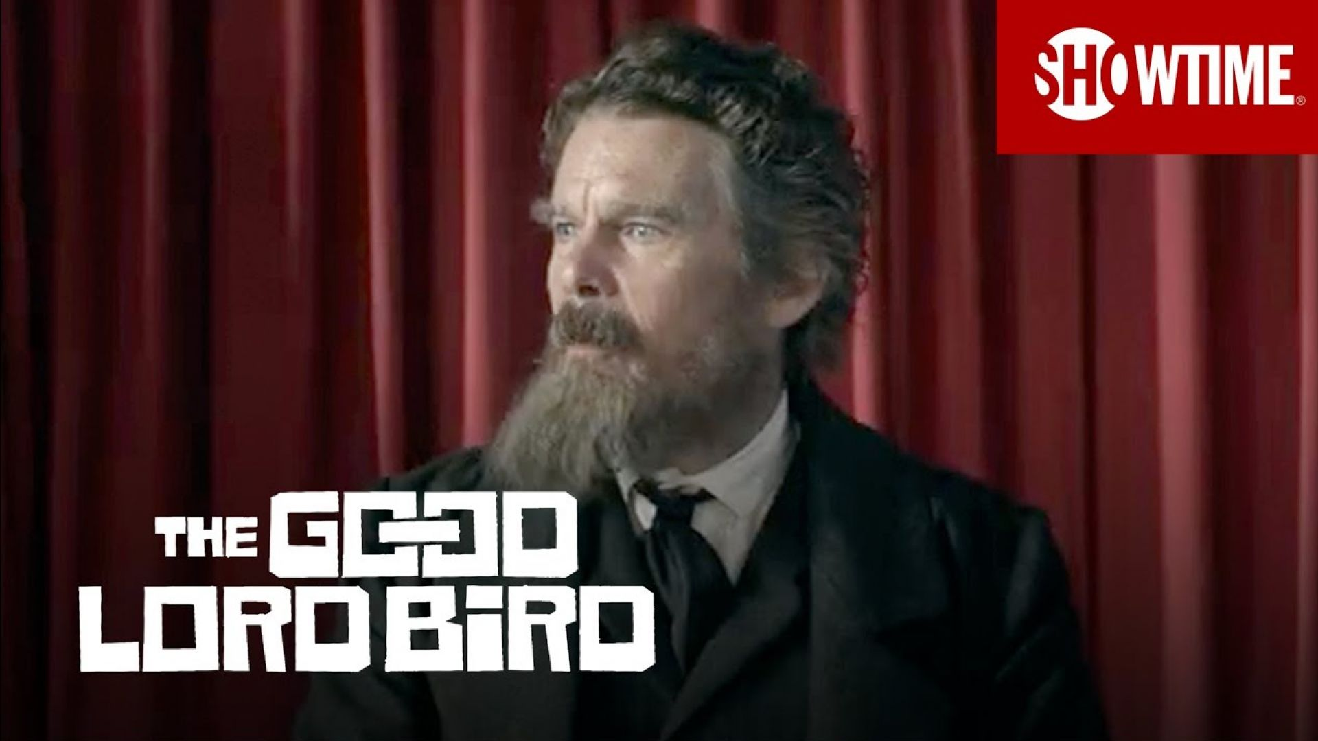 'The Good Lord Bird' teaser with Ethan Hawke (October 4, Sho